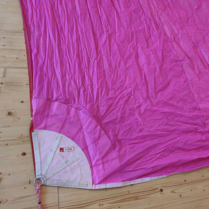 "42"" Pink asymmetric gennaker"
