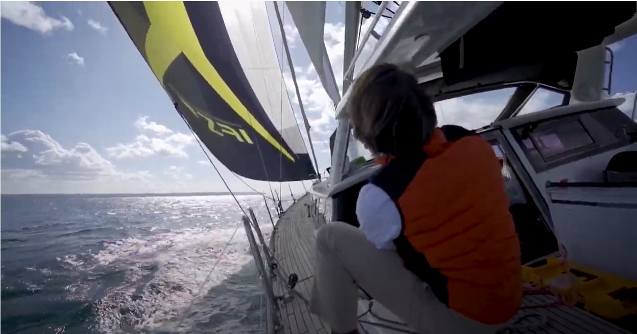 Heaven or hell: Master the art of downwind sailing